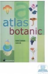Atlas botanic - Daciana Sava