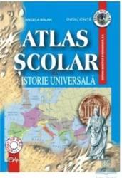 Atlas Scolar De Istorie Universala - Angela Balan Ovidiu Ionita Carti