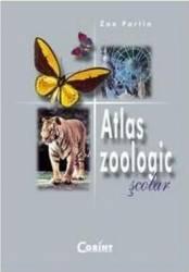 Atlas zoologic scolar 2008 - Zoe Partin