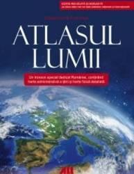 Atlasul lumii ed.2 cartonat - Constantin Furtuna
