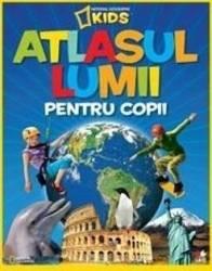 Atlasul lumii pentru copii - National Geographic Kids Carti