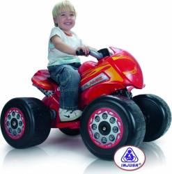 ATV copii Flames 6V Injusa Masinute si vehicule pentru copii