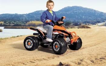 ATV Corral T-Rex Model 2013 Jucarii cu Telecomanda