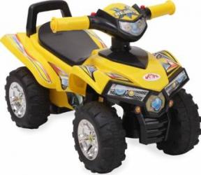 ATV fara pedale Moni RideGo Galben