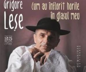 Audio Book Cd Cum au inflorit horile in glasul meu - Grigore Lese