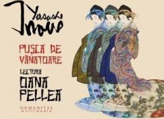 Audio Book CD Pusca de vanatoare Ed.2 - Yasushi Inoue
