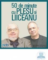 Audiobook Cd 50 de minute cu Plesu si Liiceanu