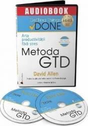 Audiobook Metoda GTD. Arta productivitatii fara stres - David Allen