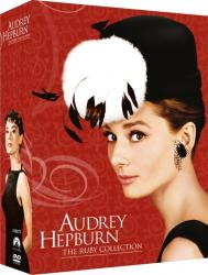 AUDREY HEPBURN COLLECTION VOL. 1 DVD Filme DVD
