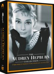 AUDREY HEPBURN COLLECTION VOL. 2 DVD Filme DVD