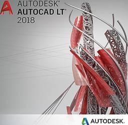 Autodesk AutoCAD LT 2018 Commercial 1User 1An Licenta Noua Electronica Aplicatii desktop