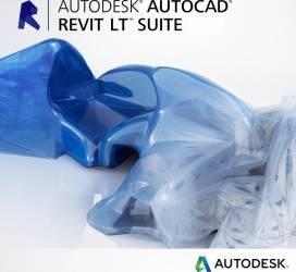 Autodesk AutoCAD Revit LT Suite 2018 Commercial 1User 1An Licenta Noua Electronica Aplicatii desktop