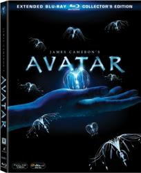 Avatar extended collectors edition BluRay 2009 Filme BluRay