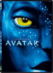 AVATAR DVD 2009 Filme DVD