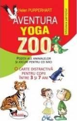 Aventura Yoga Zoo - Helen Purperhart