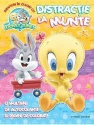 Aventuri in culori cu Baby Looney Tunes 1 - Distractie la munte