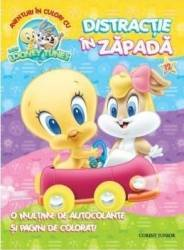 Aventuri in culori cu Baby Looney Tunes 12 - Distractie in zapada