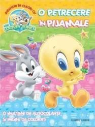 Aventuri in culori cu Baby Looney Tunes 5 - O petrecere in pijamale