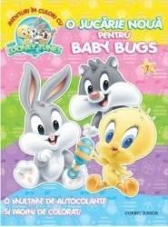 Aventuri in culori cu Baby Looney Tunes 7 - O jucarie noua pentru Baby Bugs