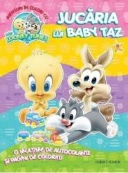 Aventuri in culori cu Baby Looney Tunes 9 - Jucaria lui Baby Taz