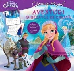 Aventuri in Regatul de gheata - Citesc si ma joc