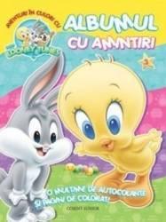 Aventuri un culori cu Baby Looney Tunes 3 - Albumul cu amintiri