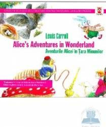 Aventurile Alicei in Tara Minunilor - Lewis Carroll