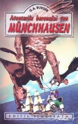 Aventurile baronului Munchhausen - G. A. Burger