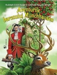 Aventurile baronului Munchhausen - Rudolph Erich Raspe