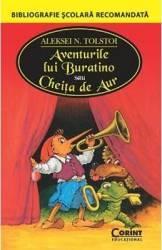 Aventurile lui Buratino sau Cheita de Aur - Aleksei N. Tolstoi