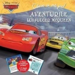 Aventurile lui Fulger McQueen - Citesc si ma joc