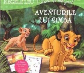 Aventurile lui Simba - Citesc si ma joc