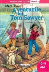 Aventurile lui Tom Sawyer - Primele mele lecturi - Nivelul 3