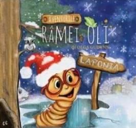 Aventurile ramei Oli in Laponia - Olga Gudynn