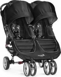 Carucior Baby Jogger - City Mini Double Black Carucioare copii
