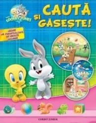 Baby Looney Tunes - Cauta si gaseste Jocuri de perspicacitate cu obiecte ascunse