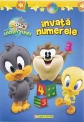 Baby Looney Tunes - Invata numerele Carti