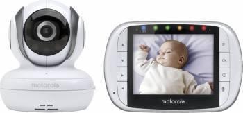 Videofon digital bidirectional Motorola MBP36S Monitorizare bebelusi