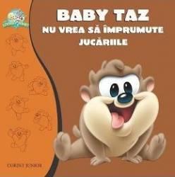Baby Taz nu vrea sa imprumute jucariile