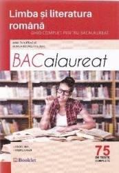 BAC 2016 Limba si literatura romana - Mimi Dumitrache Dorica Boltasu Nicoale