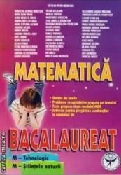 Bac Matematica M2 - Catalin-Petru Nicolescu