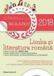 Bacalaureat 2018. Limba si literatura romana. Profil Real - Dorica Boltasu-Nicolae