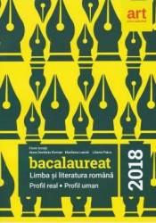 Bacalaureat 2018. Romana. Profil real + Profil uman - Florin Ionita