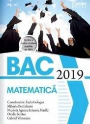 Bacalaureat 2019. Matematica M1 - Radu Gologan Mihaela Berindeanu