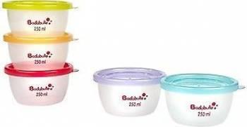 Set 5 boluri pentru pastrarea alimentelor Cani, pahare, accesorii masa