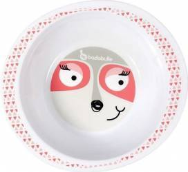 Bol pentru mancare Pink Racoon Cani, pahare, accesorii masa
