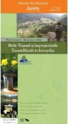 Baile Tusnad si imprejurimi - Harta turistica