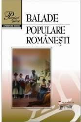 Balade populare romanesti ed.2016