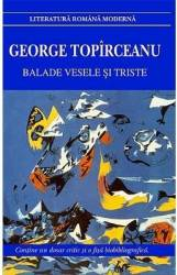 Balade vesele si triste ed.2015 - George Topraceanu