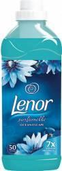 Balsam de Rufe LENOR Ocean Escape, 50 Spalari 1.5L Detergent si balsam rufe